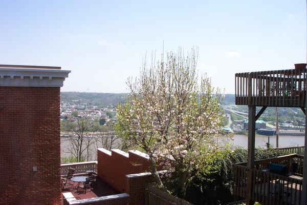 Mt Adams Cincinnati Home For Rent 1108 Fuller Street